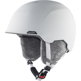 Alpina Albona Casque, white matt